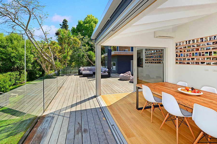 House renovation in Remuera